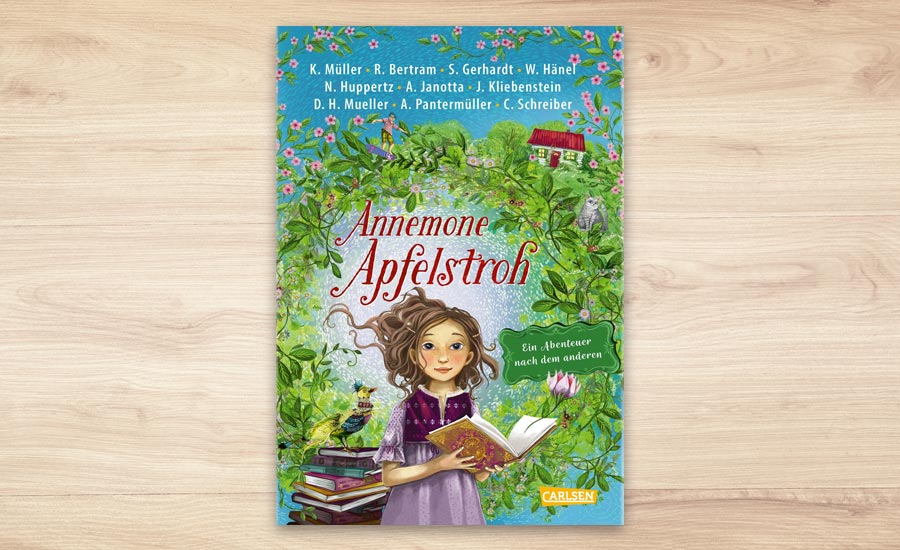 Annemone Apfelstroh