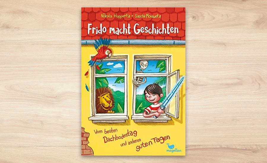 Frido macht Geschichten