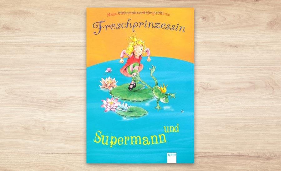Supermann und Froschprinzessin